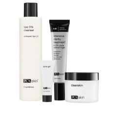 The Acne Control Regimen