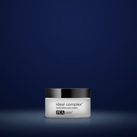 Ideal Complex® restorative eye cream Before & After