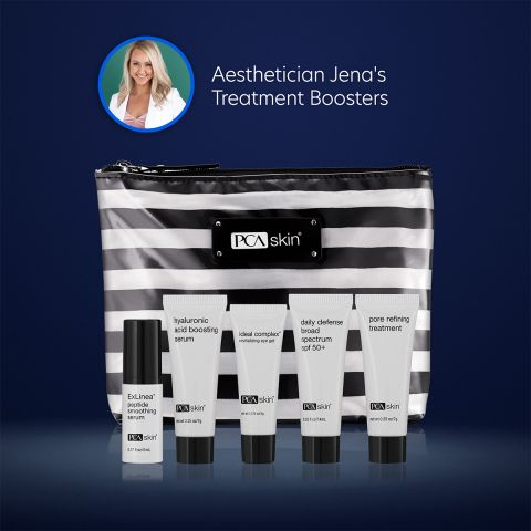Aesthetician Jena's Treatment Boosters