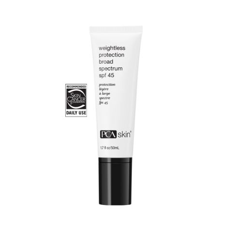 Weightless Protection Broad Spectrum SPF 45