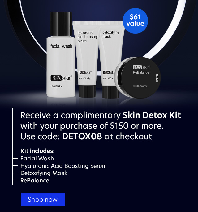 Skin Detox Kit